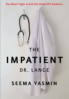 The Inpatient Dr. Lange book cover
