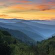 scenic mountain valley