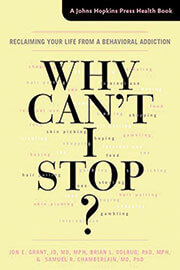 Why Can't I Stop? book cover