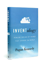 Inventology book cover