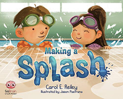 cover of Making a Splash